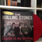 THE ROLLING STONES LP charlie is my darling