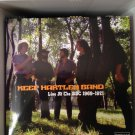 KEEF HARTLEY BAND 2LP live at the bbc 1969-1971