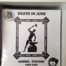 DEATH IN JUNE LP HIMMEL STRASSE 1980-1983