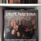 EXTREME NOISE TERROR LP from one extreme to another