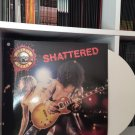 GUNS N' ROSES LP shattered