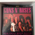 GUNS N' ROSES 2LP deer creek music center 1991 fm broadcast