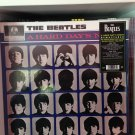 THE BEATLES LP a hard day's night