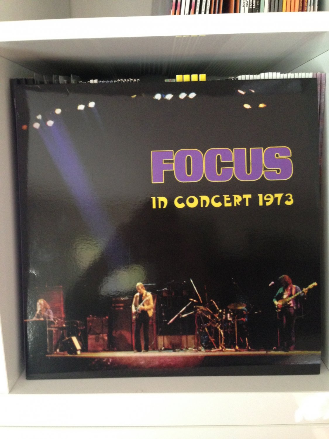 FOCUS 2LP in concert 1973