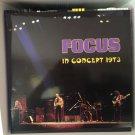 FOCUS 2LP in concert 1973