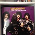 BLODWYN PIG 2LP british radio sessions 1969-1974