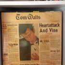 TOM WAITS LP heartattack and vine