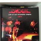 BUDGIE 2LP live at a&m recording studios
