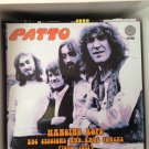 PATTO 2LP hanging rope bbc sessions & rare tracks 1970-1971