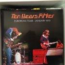 TEN YEARS AFTER 2LP european tour 1973