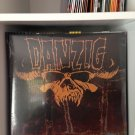 GLENN DANZIG 2LP from beyond live at the palace hollywood 1989