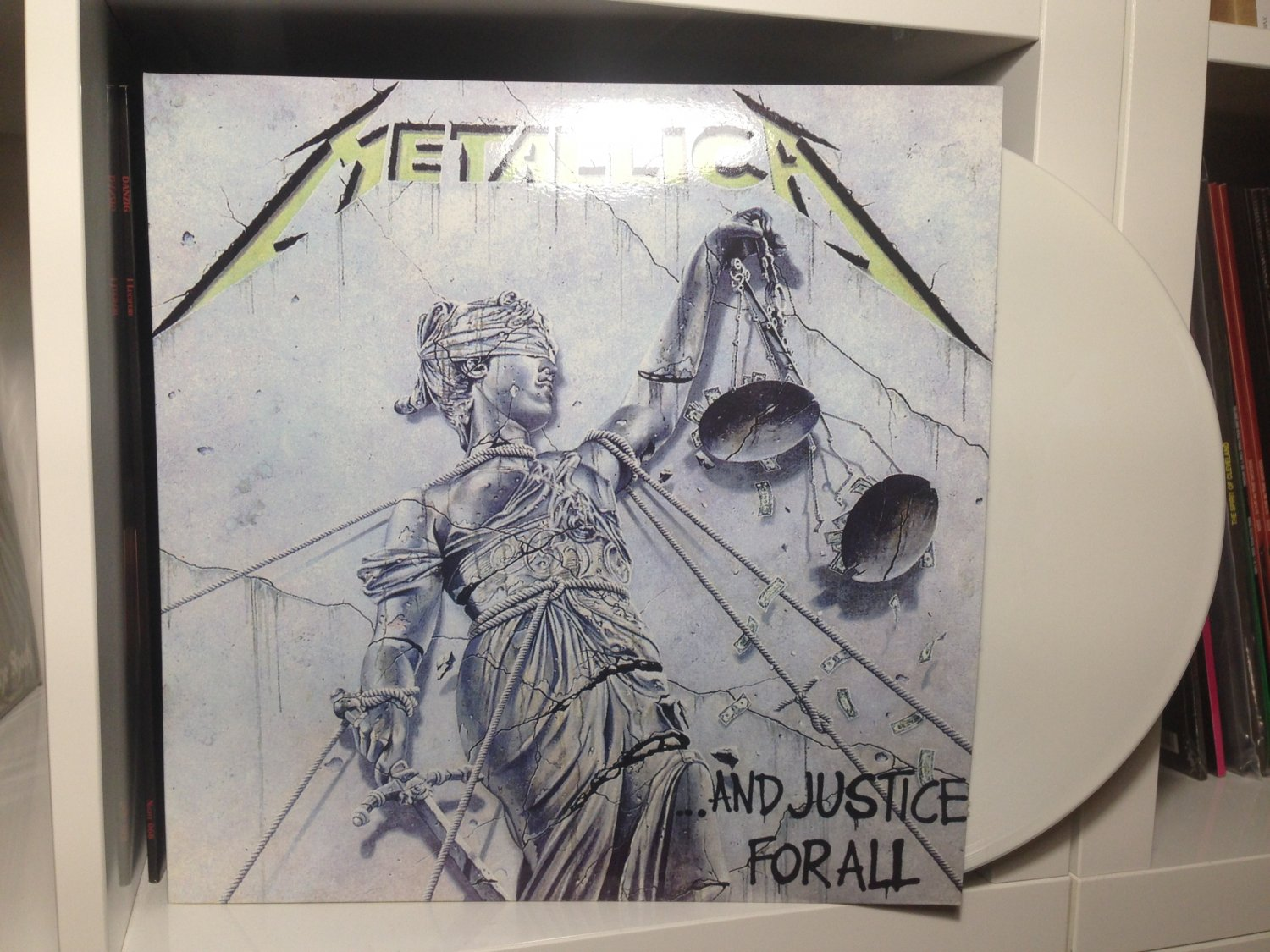 METALLICA �2LP and justice for all