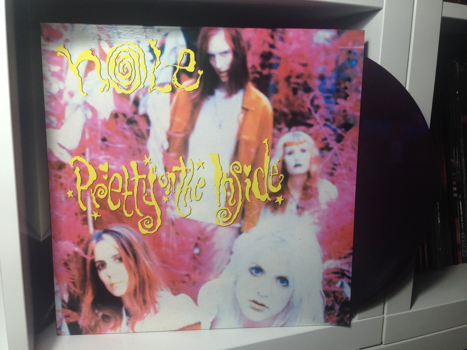 HOLE LP pretty on the inside