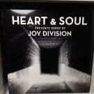 HEART & SOUL LP heart & soul presents songs of joy division