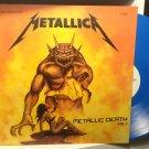 METALLICA LP metallic death vol.1
