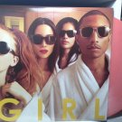 PHARRELL WILLIAMS 2LP girl