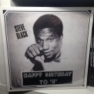 STEVE BLACK LP happy birthday to 'u'