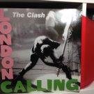 THE CLASH 2LP london calling