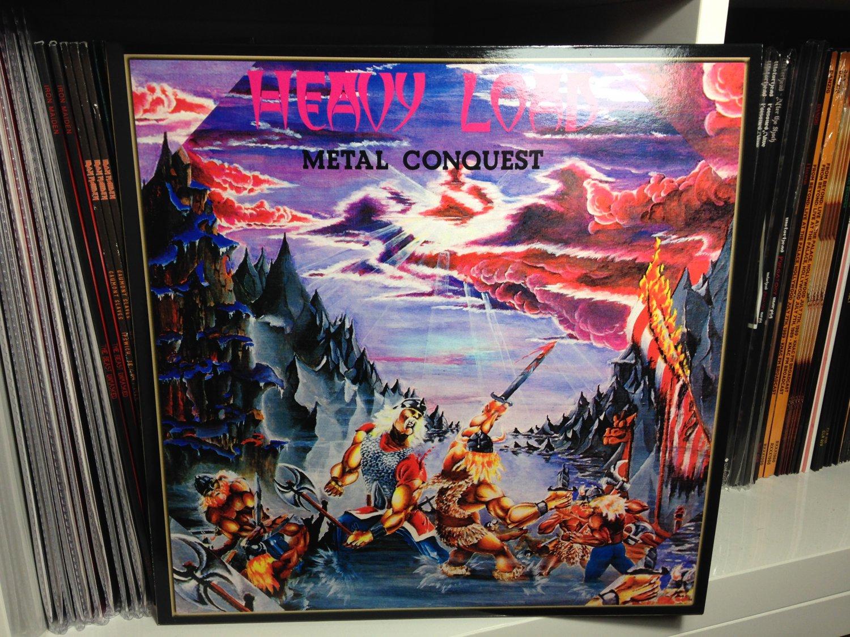 HEAVY LOAD  LP metal conquest