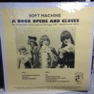 SOFT MACHINE LP a door opens and closes