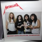 METALLICA ‎2LP reunion arena dallas 1989