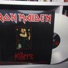 IRON MAIDEN LP killers world tour 81 palladium ny