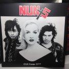 THE NUNS LP cbs demo 1977