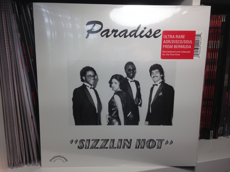 Paradise   Sizzlin Hot (1981)