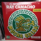 EL INTERNATIONAL RAY CAMACHO LP mucha salsa