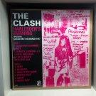 THE CLASH LP Harlesden's burning