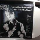 DAVID BOWIE 2LP operation moonbeam