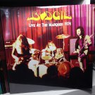 BUDGIE LP live at the marquee 1974