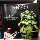 GENESIS 2LP live at the shrine auditorium January 1975