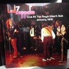LED ZEPPELIN 2LP live at the royal albert hall