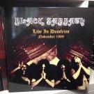 BLACK SABBATH LP live in dumfries November 1969