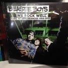 BEASTIE BOYS LP we rock well rare tv appearances 1984-1992