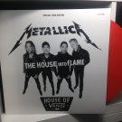 METALLICA ‎2LP the house into flame