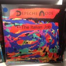 DEPECHE MODE 2LP the Italian job