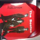 THE BEATLES LP su dischi parlophon