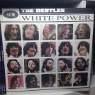 THE BEATLES LP white power