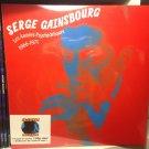 SERGE GAINSBOURG 2LP les années psychédéliques 1966-1971