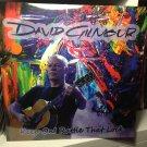 DAVID GILMOUR LP keep on ! rattle that lock