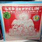 LED ZEPPELIN LP burn like a candle