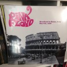 PINK FLOYD LP broadcast in Rome 1968