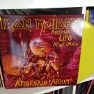 IRON MAIDEN ‎2LP another life after death alternate album