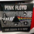 PINK FLOYD LP live Osaka 1972