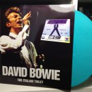 DAVID BOWIE 2LP the Italian toilet