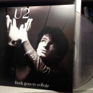 U2 LP rock goes to college