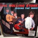 THE ROLLING STONES LP riding the waves