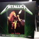 METALLICA ‎2LP the call of ktulu in kiln 1984